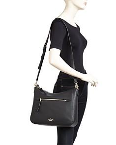 kate spade new york - Jackson Street Quincy Large Leather Shoulder Bag