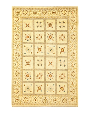 Solo Rugs Oushak Perth Hand-Knotted Area Rug, 9'9 x 13'3