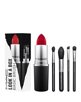 M·A·C - Look in a Box Basic Brush Gift Set - 100% Exclusive