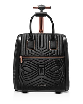 Ted Baker - Anisee Quilted Bow Travel Bag