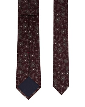 Ted Baker - Neamer Floral Silk Tie