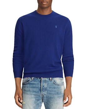 Polo Ralph Lauren - Crewneck Cashmere Sweater - 100% Exclusive ... 35d63c9bd44