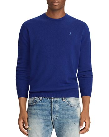 Polo Ralph Lauren - Crewneck Cashmere Sweater - 100% Exclusive