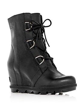 Sorel - Women's Joan of Arctic II Waterproof Hidden Wedge Boots