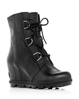 Sorel - Women's Joan of Arctic II Waterproof Hidden Wedge Boots