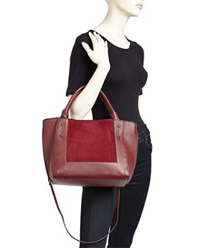Botkier - Park Slope Small Leather & Suede Tote - 100% Exclusive