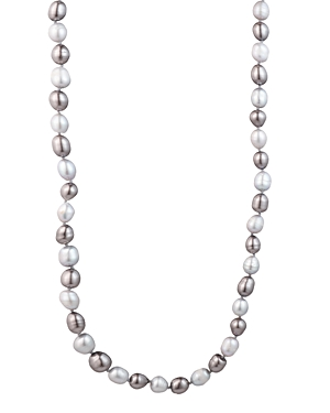 Carolee Cultured Freshwater Pearl Rope Necklace, 64