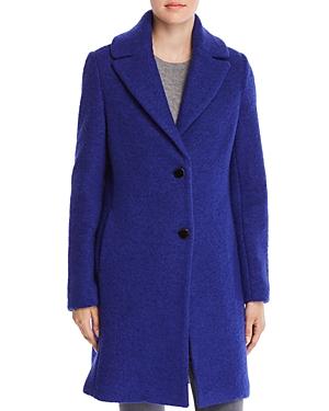 T Tahari Tessa Boucle Coat