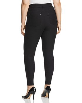 HUE - Plus Essential Denim Leggings