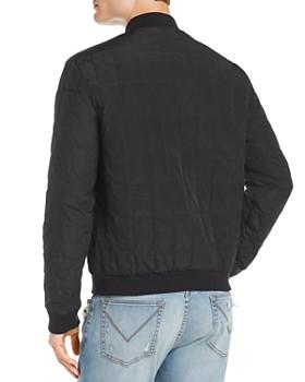 John Varvatos Star USA - Quilted Bomber Jacket