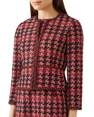 Angeline Tweed Jacket, Multi