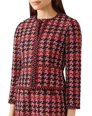 Hobbs London Angeline Tweed Jacket