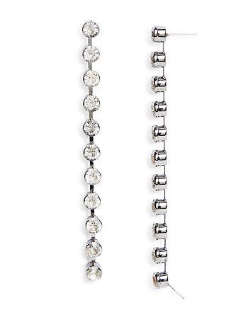 AQUA - Linear Drop Earrings - 100% Exclusive