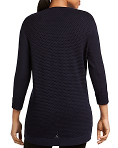 Foxcroft - Presley Mixed Knit Sweater