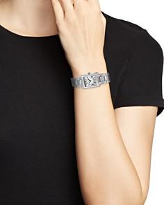 Frederique Constant - Classics Carree Diamond Watch, 23mm x 21mm