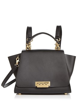 cad87d7d5931 ZAC Zac Posen - Eartha Iconic Top Handle Convertible Leather Backpack ...