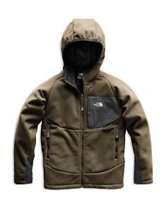 The North Face® - Boys' Chimborazo Fleece Hoodie with Sherpa Lining - Little Kid, Big Kid