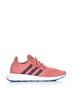 Adidas - Women's Swift Run Lace Up Sneakers