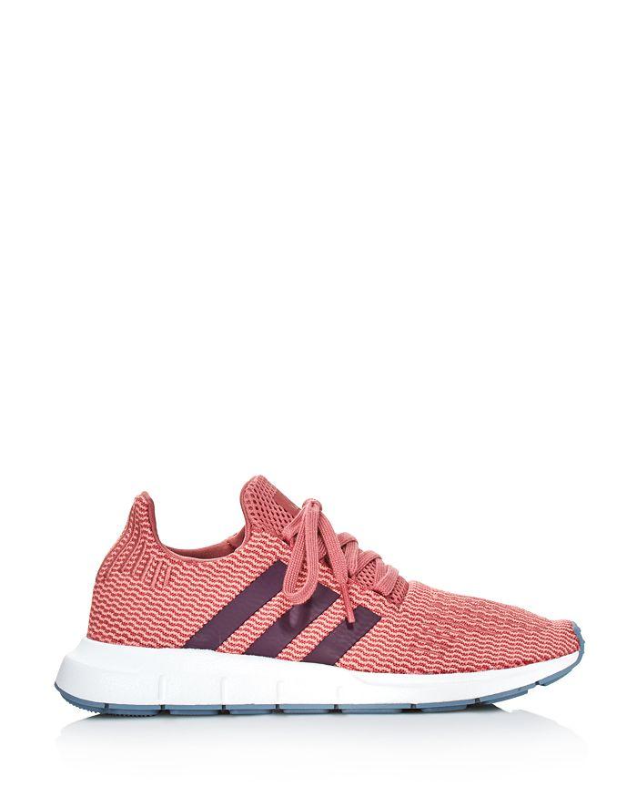 8649b4d14 Adidas - Women s Swift Run Knit Lace Up Sneakers