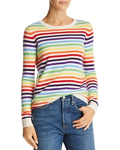 Madeleine Thompson - Striped Cashmere Sweater