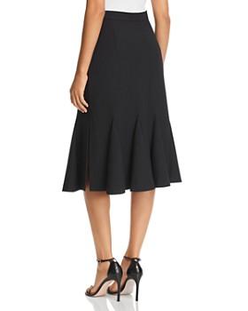 Elie Tahari - Oakley Pinstripe Skirt