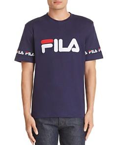 FILA - Tag Logo-Print Tee - 100% Exclusive