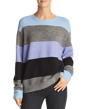 John and Jenn - Marc Striped Sweater