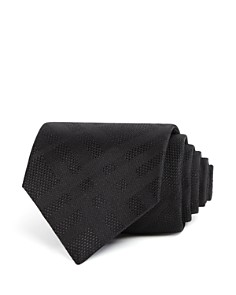 Burberry Clinton Tonal-Check Silk Classic Tie - Bloomingdale's_0