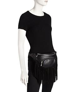 AQUA - Fringe Belt Bag - 100% Exclusive