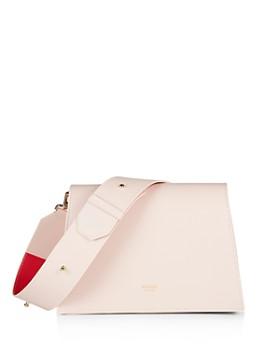 MATEO - Elsa Leather Shoulder Bag