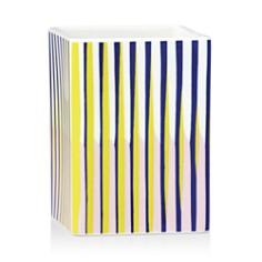 Lenox - Domino Technic Striped Square Short Vase/Tumbler - 100% Exclusive