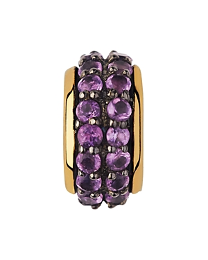 Links of London Sweetie Pave Amethyst Bead