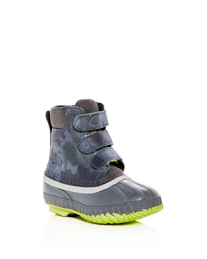 Sorel - Girls' Cheyanne II Camo-Print Waterproof Boots - Toddler, Little Kid