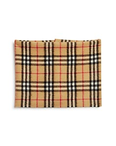 Burberry Girls' Vintage Check Cashmere Snood - Bloomingdale's_0