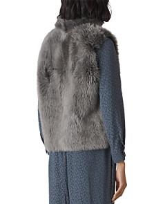 Whistles - Reversible Shearling Vest