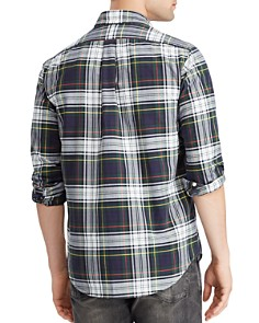 Polo Ralph Lauren - Plaid Classic Fit Oxford Shirt