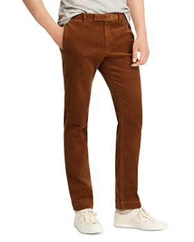 Polo Ralph Lauren - Slim Fit Stretch Corduroy Pants