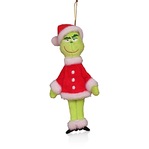 Kurt Adler Grinch Mini Plush Ornament