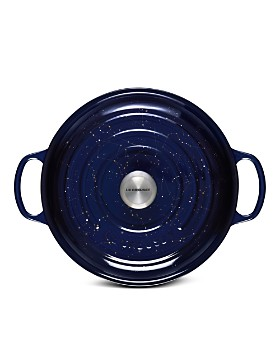 Le Creuset - 3.5-Quart Braiser with Stars Appliqué - 100% Exclusive
