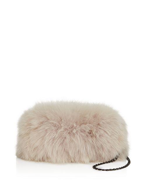 Maximilian Furs - Fox Fur Crossbody - 100% Exclusive