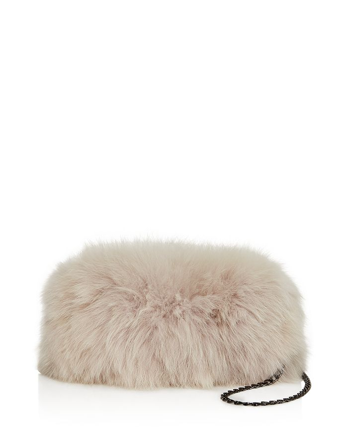 Maximilian Furs - Fox Fur Crossbody - 100% Exclusive