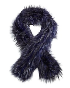 Maximilian Furs - Knit Fox Fur Scarf - 100% Exclusive