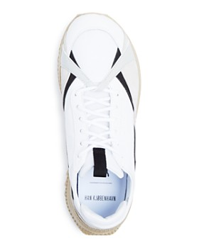 PUMA - Men's Avid Han Leather Lace Up Sneakers