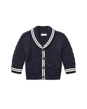 Polo Ralph Lauren Boys Aran Knit Cardigan  Baby