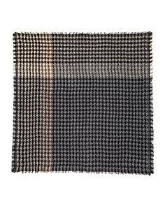 Jane Carr - Houndstooth Scarf