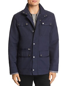 WRK - Ethan Coat with Quilted Warmer