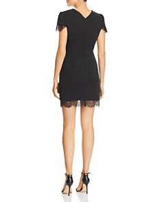 Betsey Johnson - Scuba Crepe Mini Dress