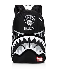 Sprayground - NBA Lab Brooklyn Nets Bridge Backpack