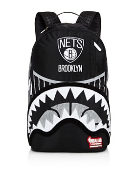 281b99f9109 Sprayground - NBA Lab Brooklyn Nets Bridge Backpack ...