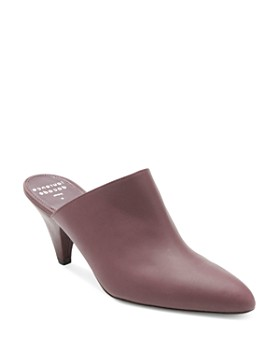 Laurence Dacade - Women's Stefany Leather Pointed-Toe Mules